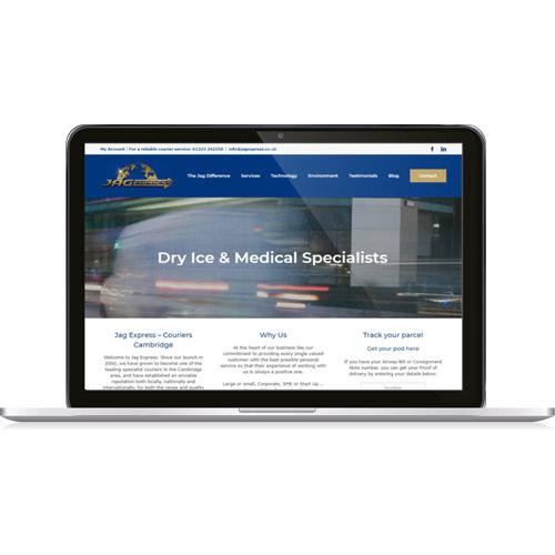 Jag Express Website