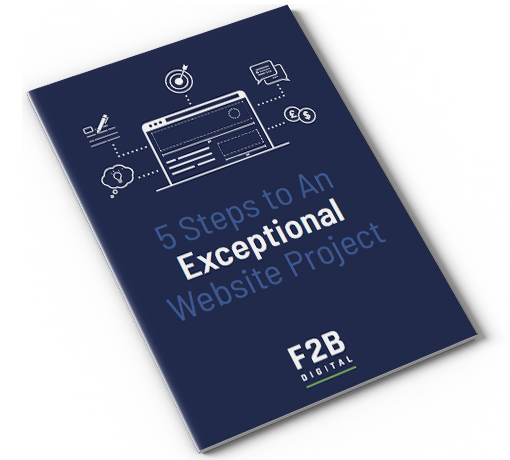 5 Steps to An Exceptional Website Project